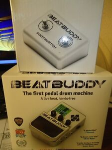 BEAT BUDDY with FOOTSWITCH