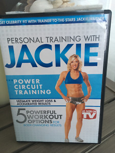 JACKIE WARNERS DVD