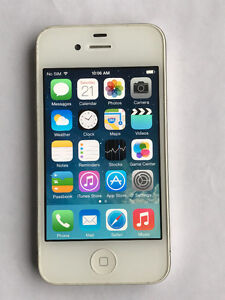 Apple iPhone 4 - Like New Condition