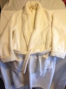 Women's GAP Body Terry Cloth Bath Robe House Coat Size Small