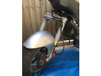 Gilera Runner 125 SP Forks + Front Wheel!