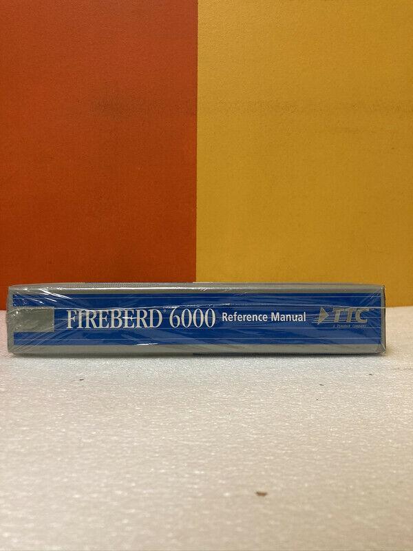 FireBerd 6000 Reference Manual