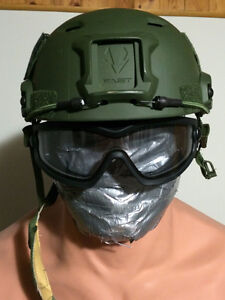 Airsoft head gear bundle for sale London Ontario image 1