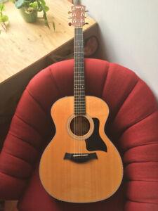 Guitare électro acoustique Taylor 314e