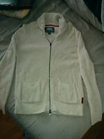 Roots Knitted Zip-Up - Perfect Condition - $20