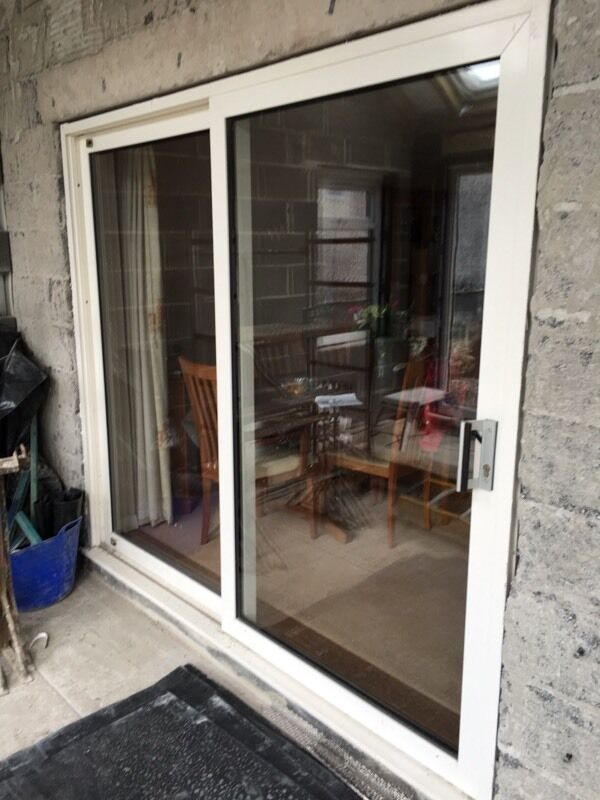 For Sale Upvc Double Glazed Patio Doors And Frame In Ivybridge
