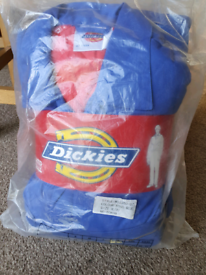 Dickies Mens padded Extra large overalls