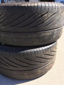 "20"" Low Pro Tires Almost Brand New 20"" Windsor Region Ontario image 5"
