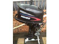 Hidea 4hp 4 stroke outboard