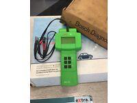 Bosch battery tester £150