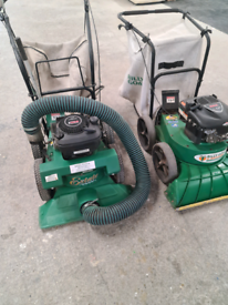 Billy Goat KV600SP & KD512SP Leaf & Litter Vacuum