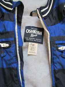 Boys Oshkosh Fall coat size 5 Kitchener / Waterloo Kitchener Area image 2