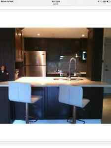 1100$ condo a louer for rent ville Saint Laurent 4 1/2 + garage