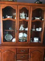 China hutch and matching table