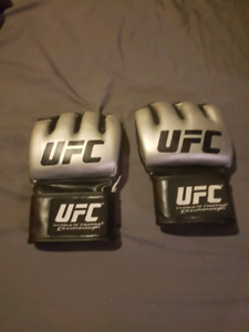 UFC Gloves Large