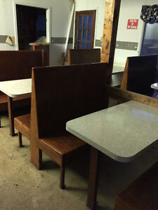 Snack Bar Booths/Tables and kitchen equipment St. John's Newfoundland image 2