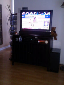 HD SONY XBR Bravia TV, AND HOME THEATRE SYSTEM !!!