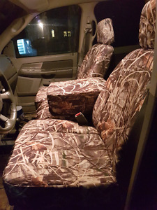 06-09 Ram 1500-3500 max 4 rear seat covers