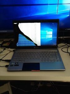 Gateway Laptop, *Broken Screen* SOLD Pending Pickup