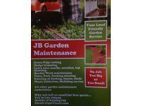 JB Garden Maintenance