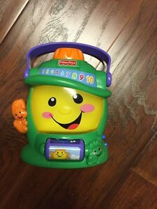 Lanterne Lauch And learn Fisher-Price (français)