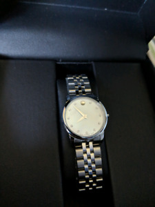 Movado Diamond Watch WOMENS