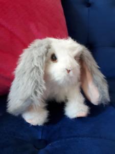 Fur Real Bunny Rabbit $12 OBO