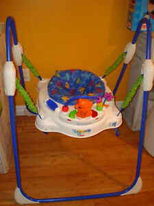 Fisher Price Jumperoo **Only used once**