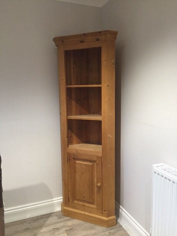 Solid wooden corner unit with cupboard in Cambridge  : 86 from www.gumtree.com size 600 x 800 jpeg 35kB