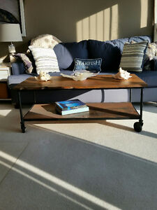 Artisan Crafted Coffee Table