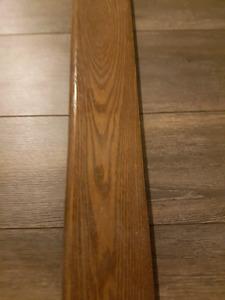 Planche de départ en bois massif