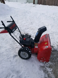 MTD Snowblower 10HP Good Condition