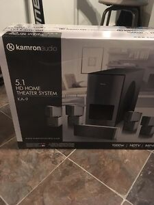 Kit audio Kamron