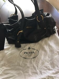 Miu Miu Shoulder Bag - Black for sale