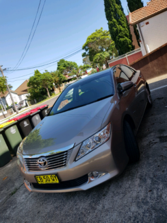 TOYOTA AURION Prodigy 2014 automatic Roselands Canterbury Area Preview