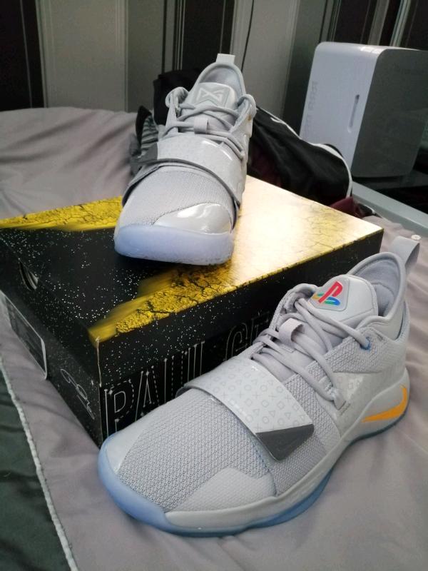 eaba9f74f82f PG 2.5 PlayStation Nike Shoes - 10.5 UK Size