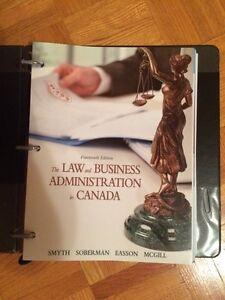 Law and business administration in Canada (insurance law)