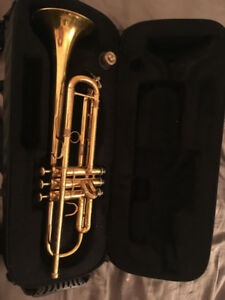 French Besson 462 Bb Trumpet