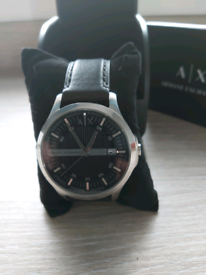Gent's Armani watch excellent condition