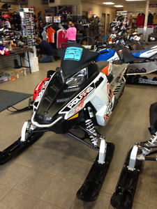 "2013 Polaris RMK Assault 800 155"" Track *LOW HOURS*"
