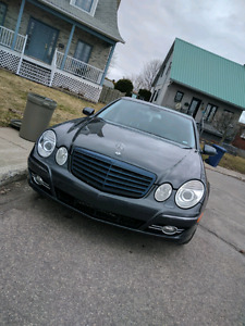 Mercedes e300 4matic 2009