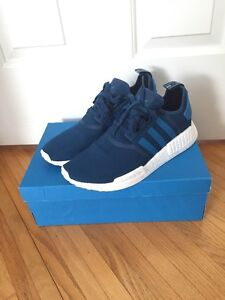 Adidas NMD_R1 Runners Blue **SOLD OUT EVERYWHERE**