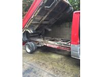 Transit tipper body for sale