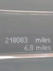 Megane 2008 1.5dci