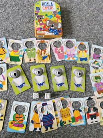 KOALA CAPERS game of patterns, Education Insights toddler 3+