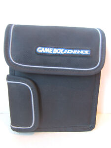 Nintendo Gameboy Advance Carrying Storage Travel Case CP