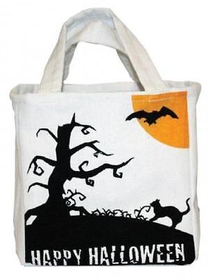 Halloween Dolcetto Scherzetto (Borsetta porta caramelle dolcetto scherzetto Halloween *01045)