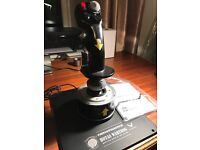 Flight stick and Throttle Controller for sale - PERFECT CONDITION!!