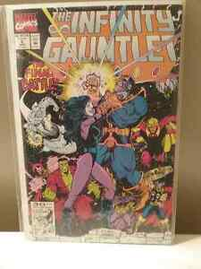 The Infinity Gauntlet #1-6 Marvel 1991 London Ontario image 6