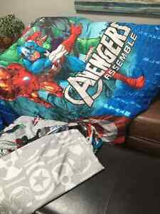 Blanket Set - Avengers - Full